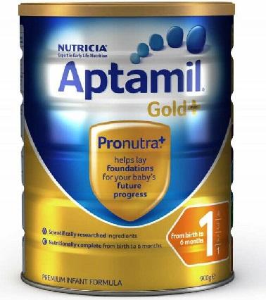 Aptamil Gold+ 1 Infant Formula