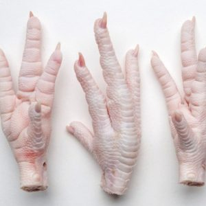 Halal Frozen Chicken Paws