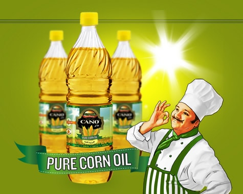 Refined Corn Cooking Oil