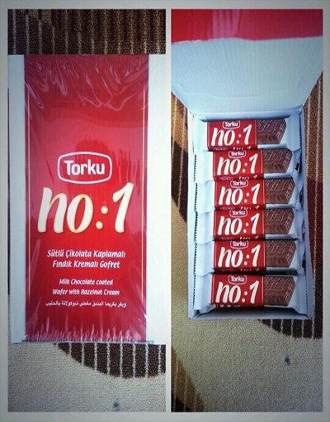 Torku No 1 Chocolate Wafer