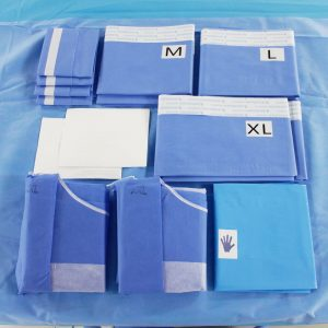 Disposable Universal Surgical Drape