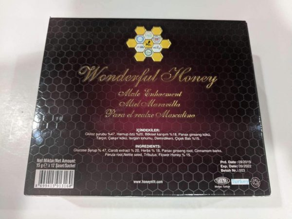 Golden Royal Honey Wholesale