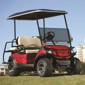 2020 Yamaha Adventurer Golf-Cart
